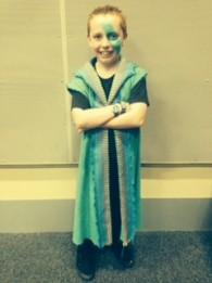 Josh as Joseph